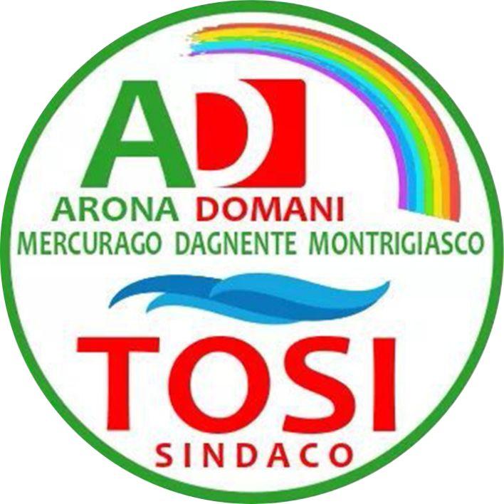 Arona Domani - TOSI SINDACO