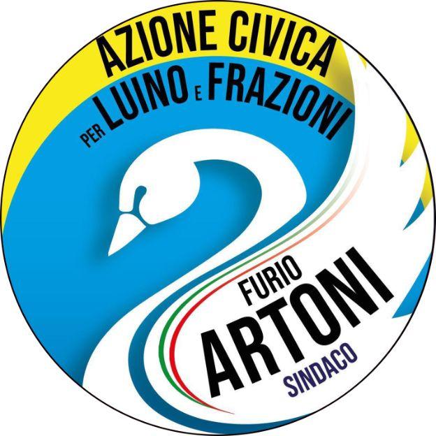 Azione Civica per Luino e Frazioni - FURIO ARTONI SINDACO