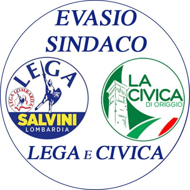 EVASIO SINDACO - Lega e Civica