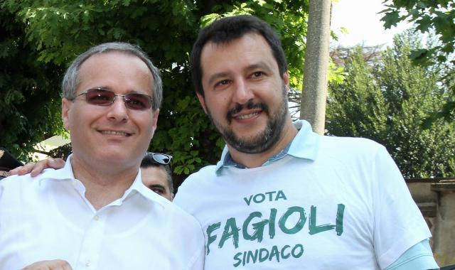 Elezioni Saronno candidato sindaco Alessandro Fagioli