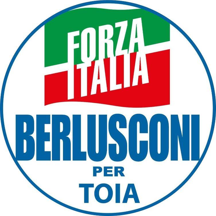 Forza Italia - BERLUSCONI X TOIA