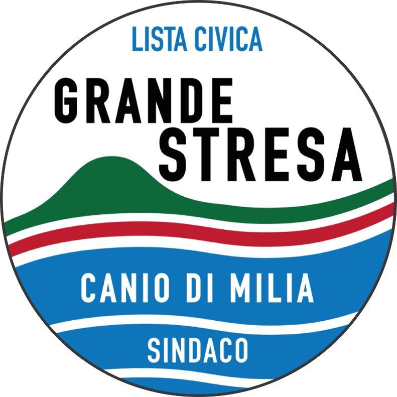 Lista Civica Grande Stresa - CANIO DI MILIA SINDACO