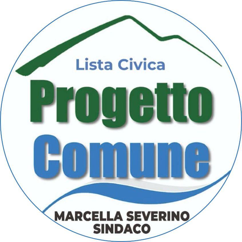 Lista Civica - Progetto comune - MARCELLA SERVERINO SINDACO