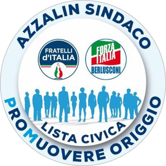 Promuovere Origgio - AZZALIN SINDACO