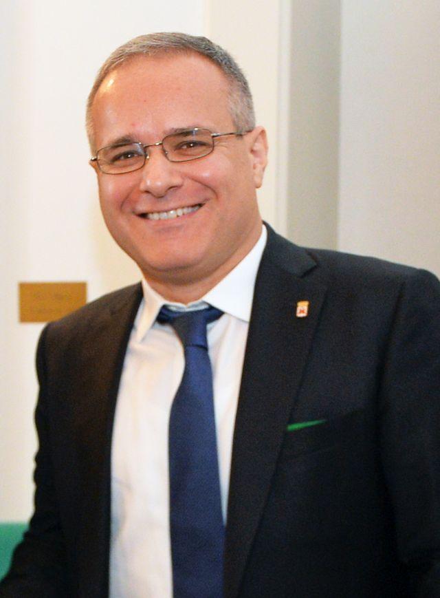 Sindaco Saronno Alessandro Fagioli