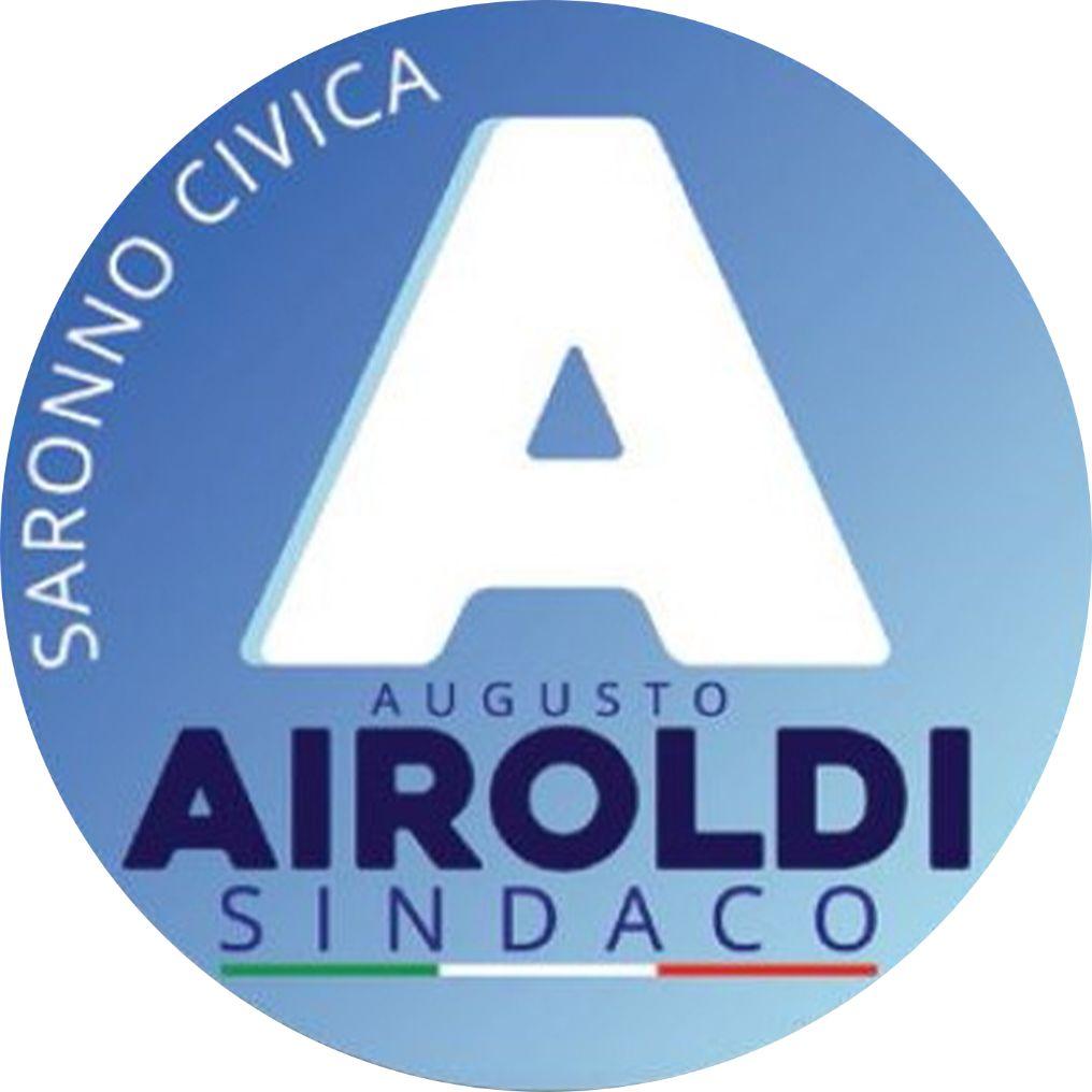 Saronno civica - AIROLDI SINDACO