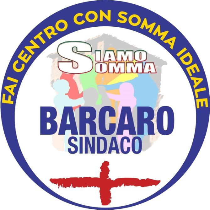 Siamo Somma - BARCARO SINDACO