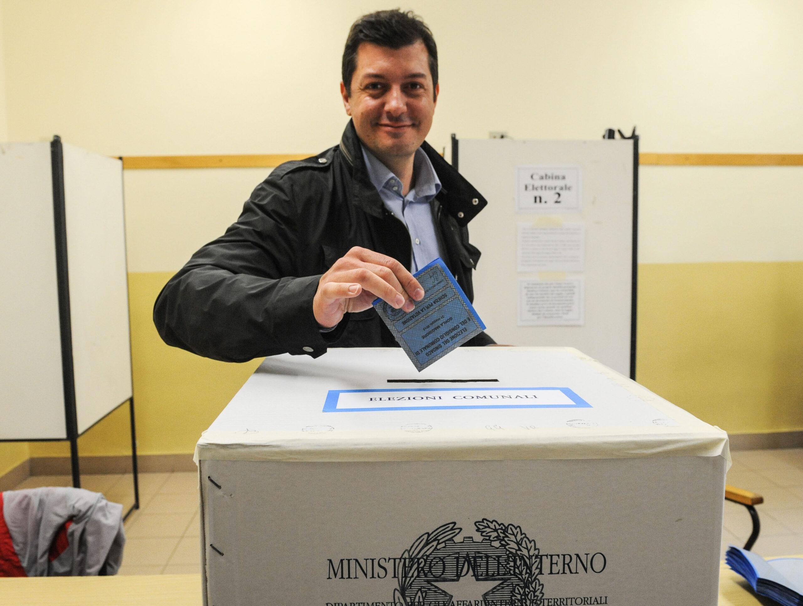 Candidato sindacO Gorla Maggiore Pietro Zappamiglio