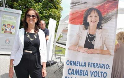 """""""Legnano al centro"""" sta con Brumana"""
