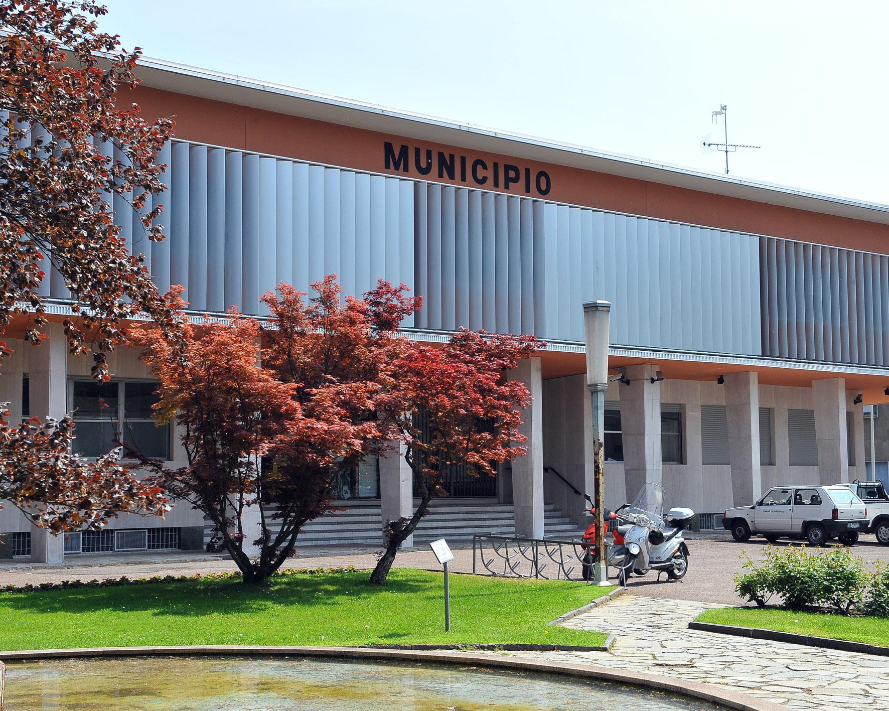 Elezioni Parabiago 2020 Municipio