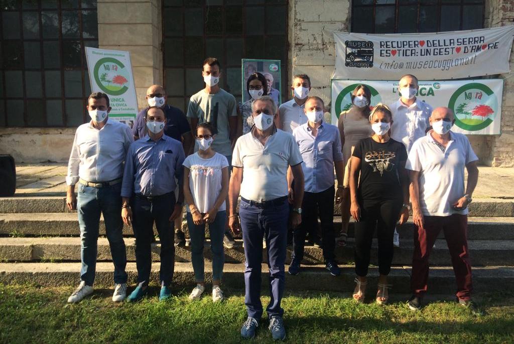 Elezioni Cuggiono candidato sindaco Abramo Bellani