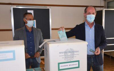 Elezioni Regionali: verso il 3-3