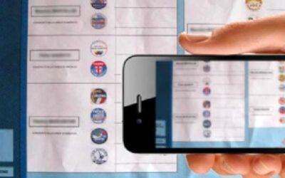 Legnano al voto: in cabina con il cellulare, parte la denuncia