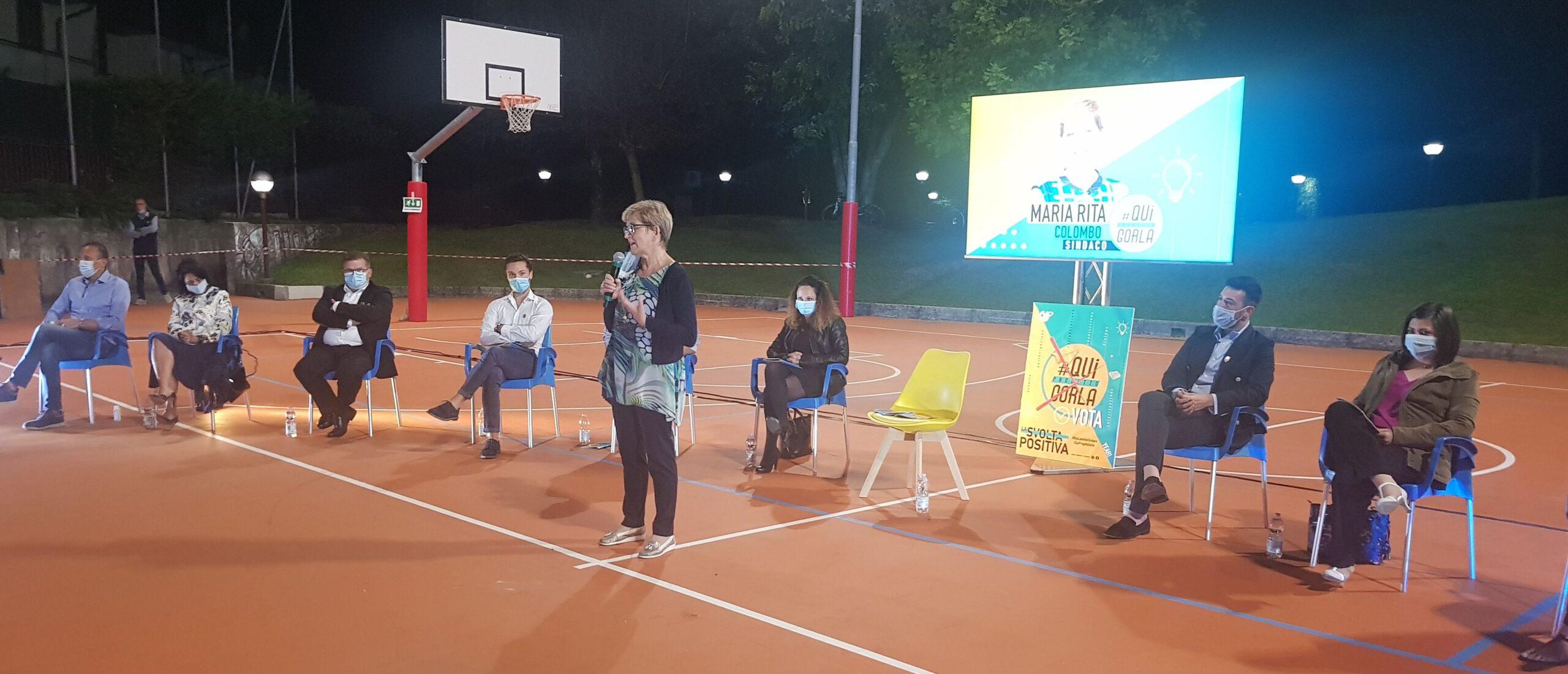 Elezioni 2020 Gorla Maggiore Maria Rita Colombo