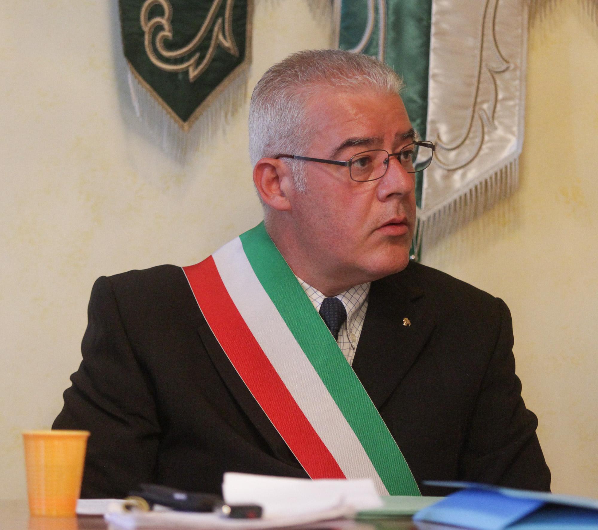Elezioni Golasecca sindaco uscente Claudio Ventimiglia
