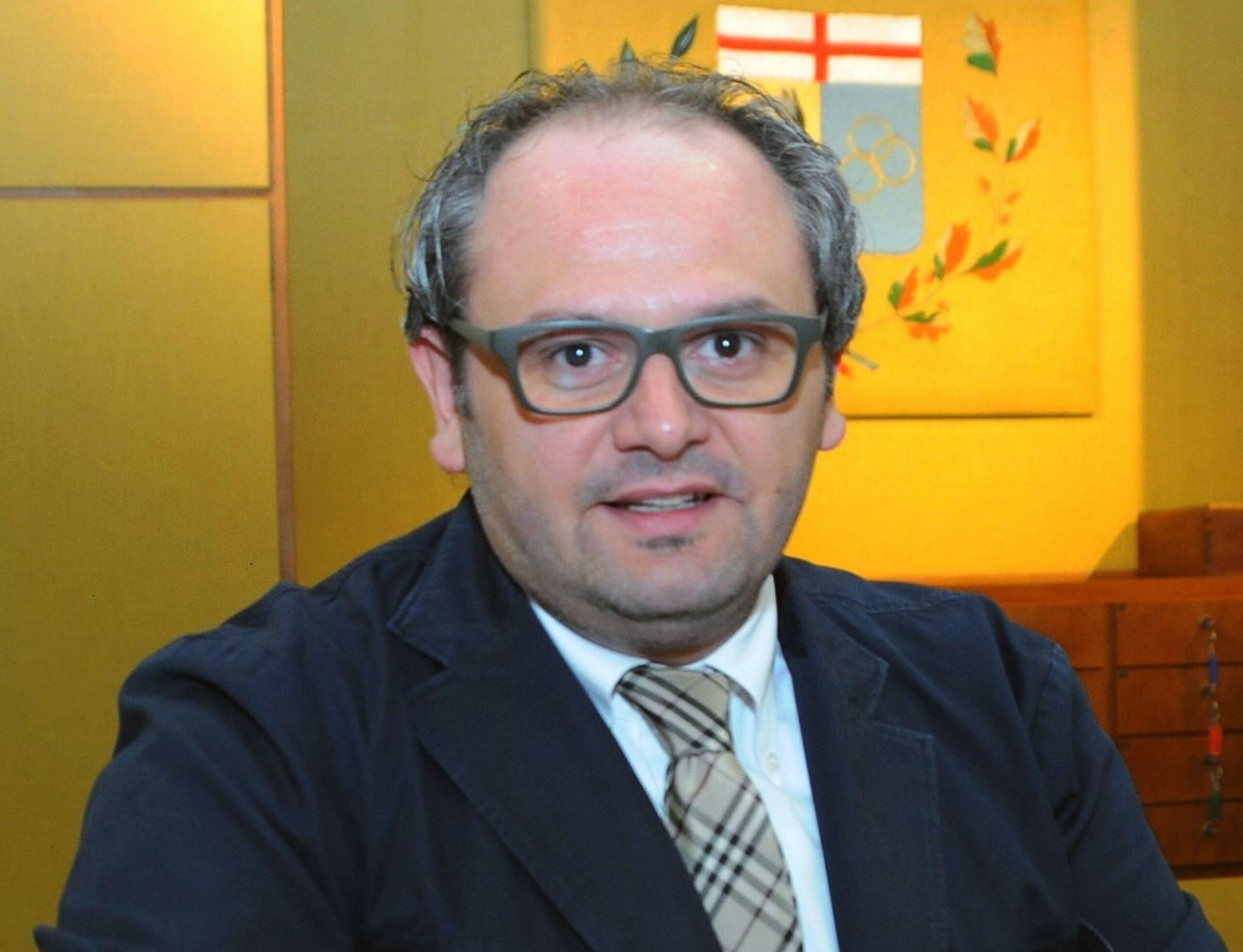 Elezioni Origgio candidato sindaco Andrea Azzalin