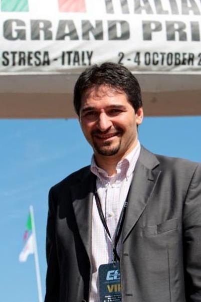 Elezioni Stresa Canio Di Milia candidato sindaco Stresa