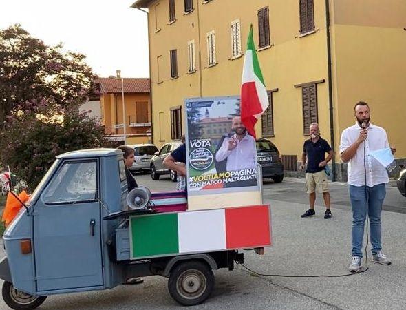 Elezioni Cuggiono candidato sindaco Maltagliati