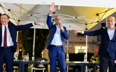 Elezioni Saronno: Zingaretti e Sala lanciano Airoldi