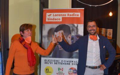 Ballottaggio Legnano, Radice presenta il suo vice